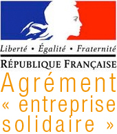 caring company approval from the French State